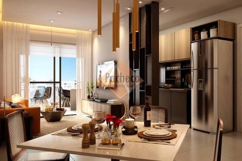 Imagem 1 de 11 de Apartamento Na Vila Leopoldina, 2 Dormitórios, 1 Suíte, 1 Vaga, 62 M², R$ 515.307,52 - 2294