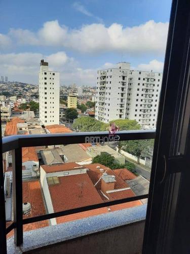 Imagem 1 de 30 de Cobertura No Centro Do Rudge Ramos - Co0155