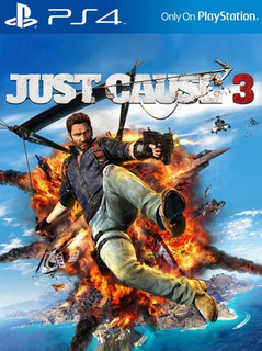 Just Cause 3 | Ps4 º1