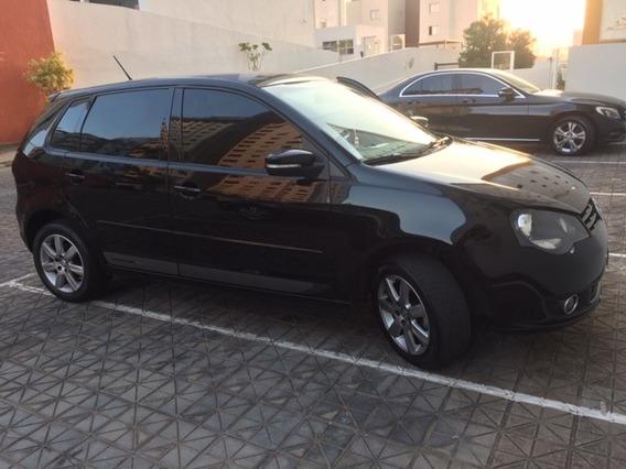 Volkswagen Polo Sportline Imotion 1.6 Flex 4p Preto 2013