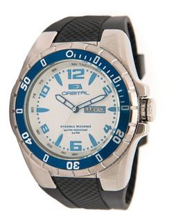 Reloj Orbital Hombre Cc306314 Agente Oficial Barrio Belgrano