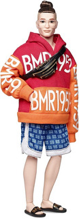 Barbie Bmr1959 Oriental Ken Articulado