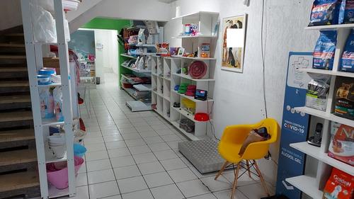 Imagem 1 de 7 de Pet Shop E Clinica Veterinária No Alto De Pinheiros