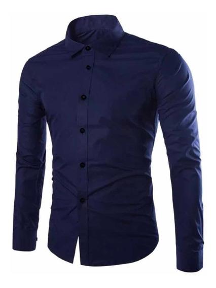 Camisas Cristian Dior Spandex Original