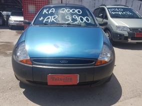 Ford Ka Gl Image 1.0mpi(n.súrie) 2p 2000
