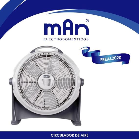 Ventilador Circulador De Aire 50 Cm - Man Freal2020