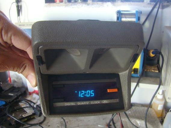 Relógio Digital De Teto Del Rey Digital Quartz Clock