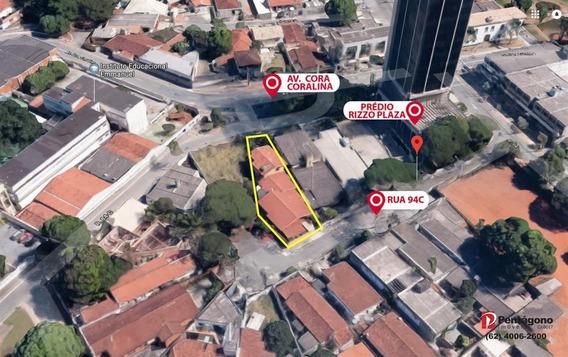 Casa Residencial Com 5 Quartos No Setor Sul - V-23433
