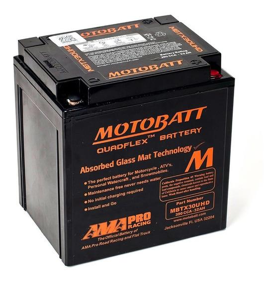 Bateria Motobatt Road King Harley Mbtx30uhd (ytx30l-bs)