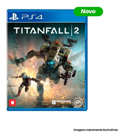 Game Ps4 Titanfall 2 - Original - Novo - Lacrado