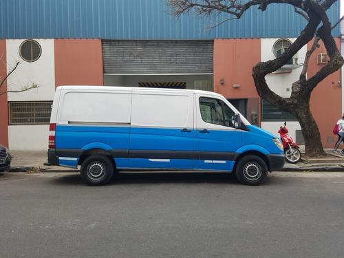 Imagen 1 de 8 de Mercedes-benz Sprinter 415 Cdi Furgón 3665