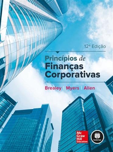 Princípios De Finanças Corporativas