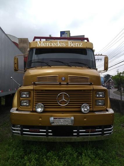 Mercedes-benz 1513 1985 Segundo Dono Raro Estado Conservaçao