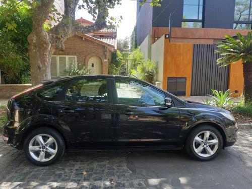 Ford Focus Ii 1.6 Trend Sigma 2011 Muy Cuidado Negro