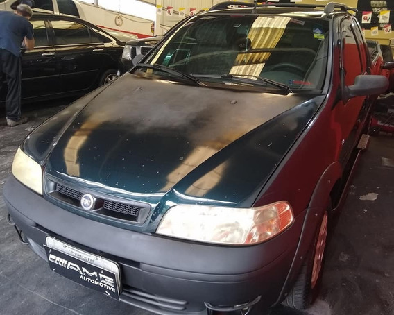 Fiat Strada Avdenture Ce 2004