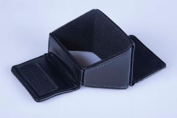 Capuz Solar Capa Protetora Monitor Móveltela Dobrável Câmera