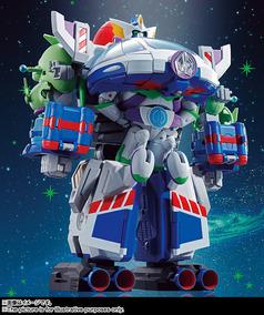 Buzz The Space Ranger Robo Chogokin Combination Bandai