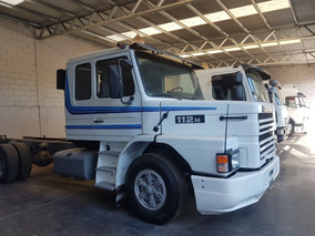 Scania 112h 1990 Chasis Mediano