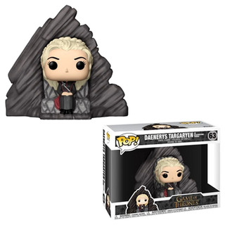 Funko Pop Game Of Thrones Daenerys Targaryen En Trono 63