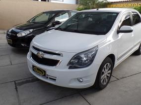 Chevrolet Cobalt Graphite 2015/2015 1.8 Completo Aut Branco