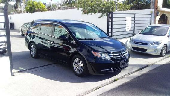 Honda Odyssey Exl 2015 - Recien Importada