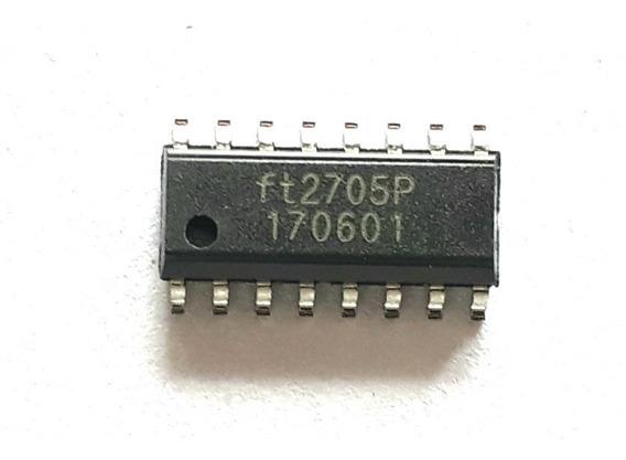 Ci Smd Ft2705p Ft2705 Sop-16 Kit 2 Peças Original.