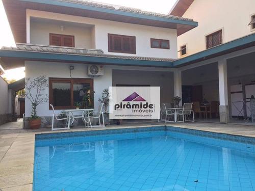 Casa À Venda, 316 M² Por R$ 2.100.000,00 - Jardim Das Colinas - São José Dos Campos/sp - Ca2367