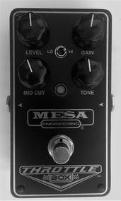 Pedal Mesa Boogie Throttle Box Metal