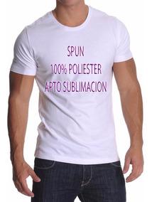 Pack Oferta X6 Remera Lisa T Especiales Spun-100% Poliester