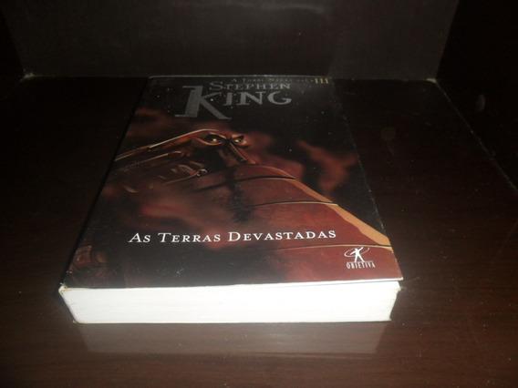 As Terras Devastadas - A Torre Negra Vol Iii - Stephen King