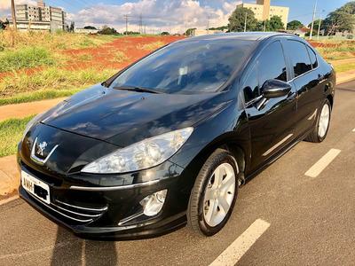 Peugeot 408 - Feline 2012 - Automático