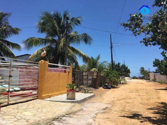 Terreno À Venda, 360 M² Por R$ 45.000,00 - Carapibus - Conde/pb - Te0703