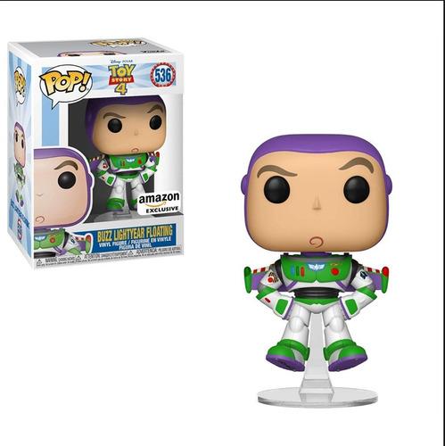 Funko Pop Toy Story 4 Buzz Lightyear #536 Amazon Ex - Nuevo