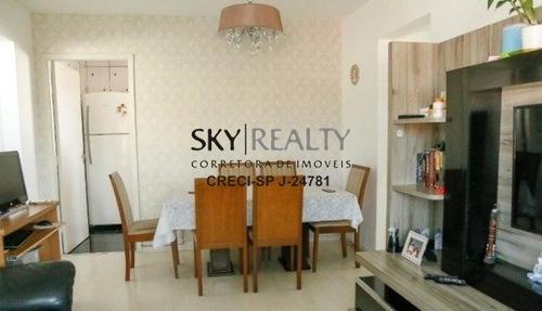 Apartamentos - Vila Campo Grande - Ref: 14447 - V-14447