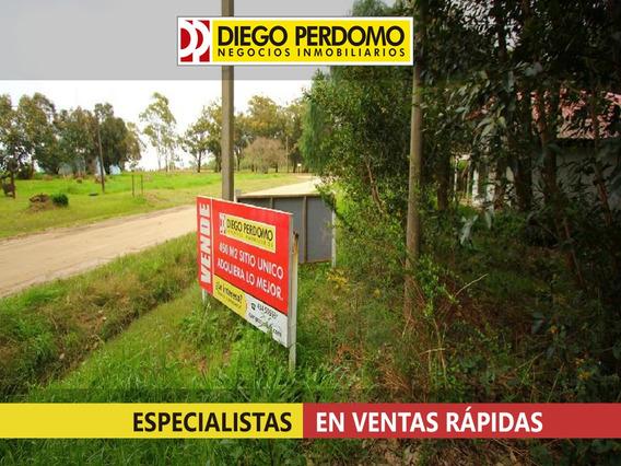 Terreno En Venta En Balneario Kiyú - Uruguay