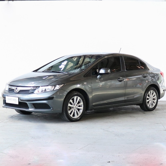 Honda Civic 1.8 Lxs At 140cv - 16001