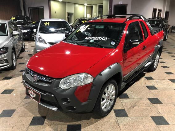 Fiat Strada 1.8 Mpi Adventure Ce 16v Flex 2p Automatizado