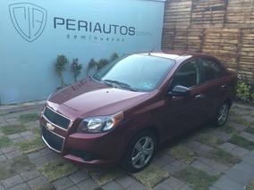 Chevrolet Aveo Lt Aut 2015 Credito