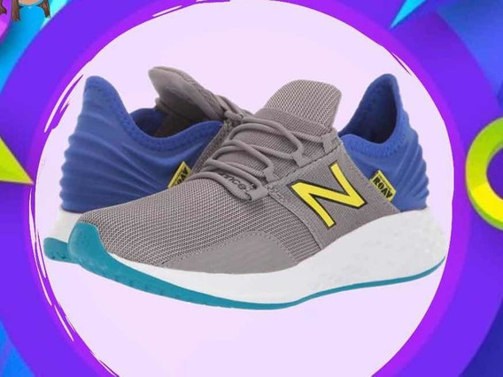 Zapatos New Balance Kids Roav V1 Originales