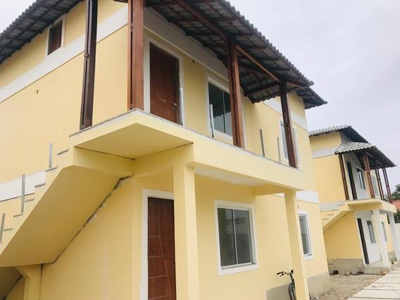 Ótimas Casas 2 Quartos Em Itaipuaçu , A Partir De R$170.000
