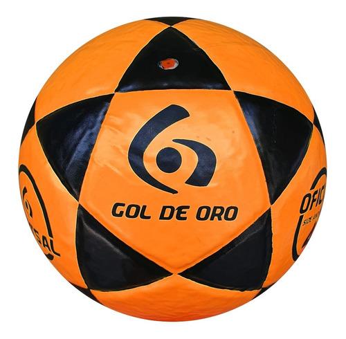 Pelota De Futsal Nro 4 Gol De Oro Star
