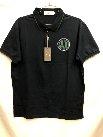 Playera Polo Armani Exchanger