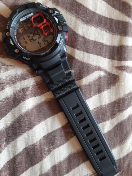 Relógio De Pulso Mormaii Preto