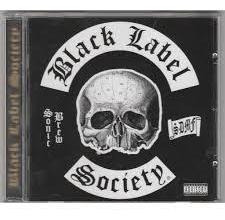 Cd Cd Black Label Society Sonic B Black Label Societ