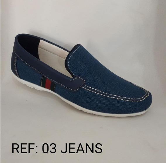 Calçados Mocasi Grade Com 15 E 12 Pares