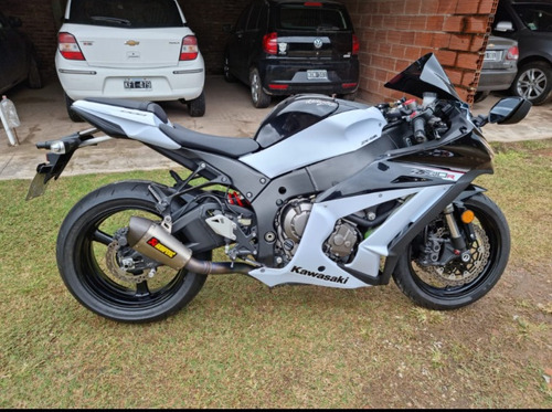 Kawasaki Zx10r Año 2013 Permutas