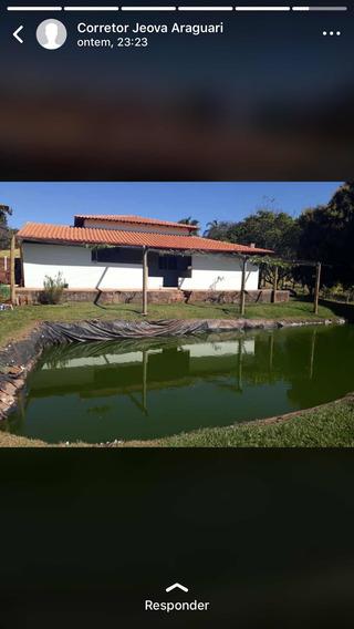 Sítio 3 Alqueires Município De Araguari