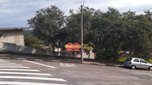 Imagem 1 de 4 de Terreno Comercial - Jardim Ipê - Te3301