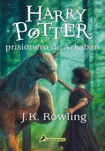 Harry Potter Y El Prisionero De Azkaban - J. K. Rowling -
