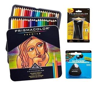 Prismacolor Calidad Conjunto Del Arte - Lápices De Colores P